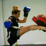 Boxing Club Demo @ Grand Forks and District Public Library