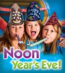 Noon Year's Eve Party! @ Grand Forks and District Public Library