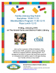 Family Literacy Day - Blockbuilders @ Grand Forks and District Public Library