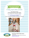 Virtual Storytime - Puppies! @ Grand Forks and District Public Library