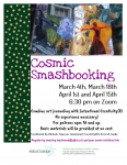Cosmic Smashbooking @ Grand Forks and District Public Library