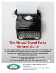 Virtual Writers Guild @ Grand Forks and District Public Library