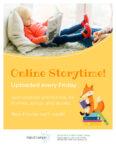 Online Storytime! @ Online!